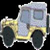 Suzuki SJ10-4 (LJ80;) Yellow FM