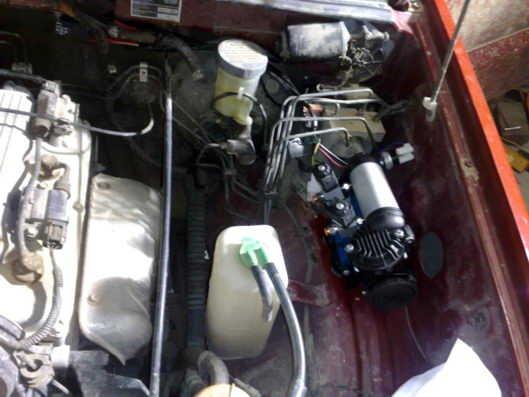 Εγκατάσταση ARB AirLockers σε Jimny